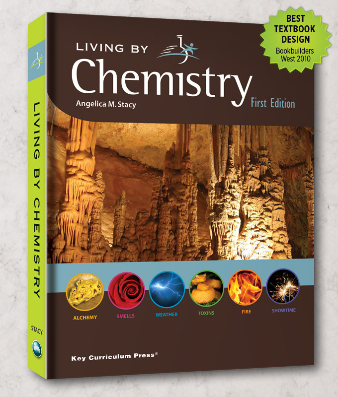Living By Chemistry Textbook Covers – Diana Ghermann